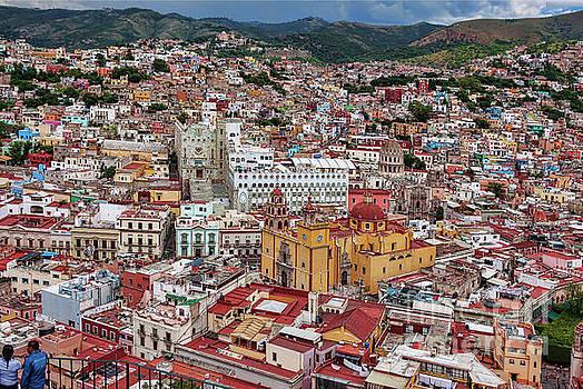 Tatiana Travelways - Downtown Guanajuato, Mexico