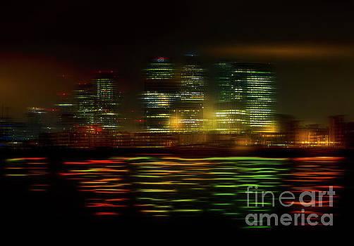 Downtown London by Erik Brede