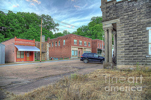 Larry Braun - Downtown Morrison Missouri
