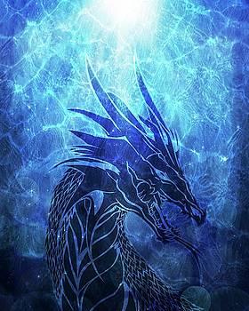 Dragon Water by Aaron Berg