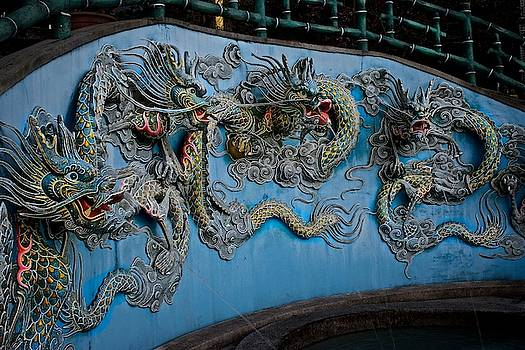 Dragons by Russ Barneveld