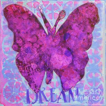 Dream Butterfly by Lisa Crisman