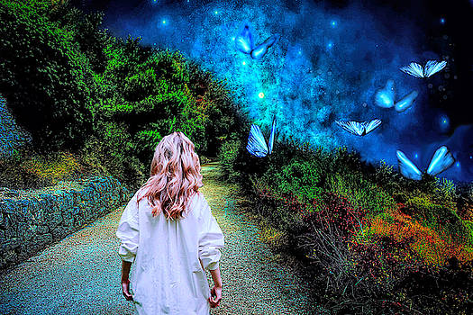 Dream Journey by Lisa Yount