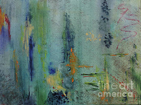 Dreaming #3 by Karen Fleschler