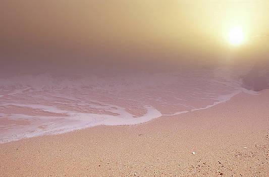 Dreamland Beach and Seashore In The Morning 3 by Johanna Hurmerinta