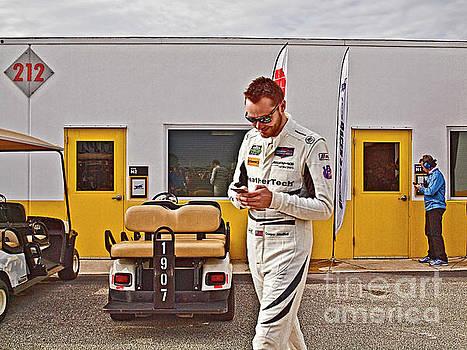 Driver Cooper MacNeil  17ROLEX071 by Howard Stapleton