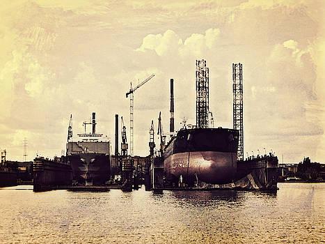 Jurgen Huibers - Dry Docks
