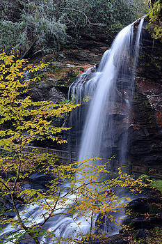 Dry Falls Near Highlands by Savannah Gibbs