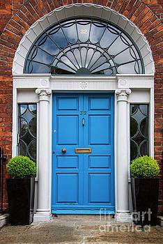 Bob Phillips - Dublin Blue Door