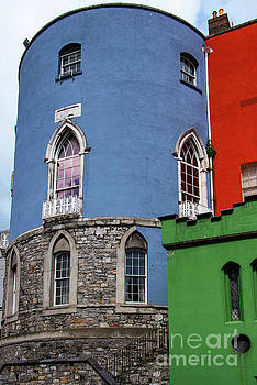 Bob Phillips - Dublin Castle Colors One