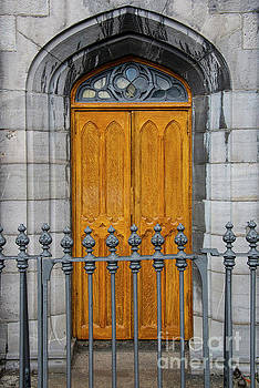 Bob Phillips - Dublin Castle Door