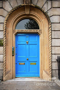 Bob Phillips - Dublin Cyan Door