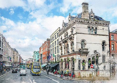Justyna Jaszke JBJart - Dublin street art