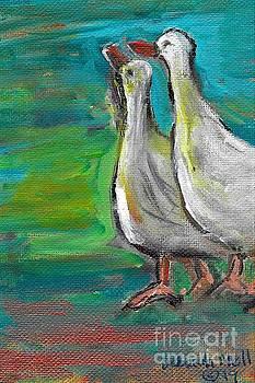 Duck Crossing by Deborah Nell