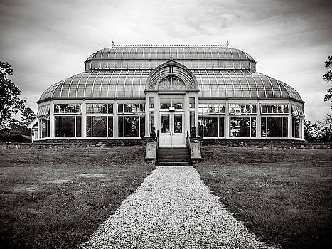 Duke Farms Conservatory by Steve Stanger