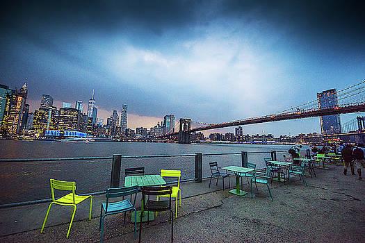 Dumbo, Brooklyn, NY by Surej Kalathil