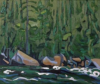 Phil Chadwick - Dumoine Rapids