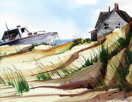 Dune Docked by Art Scholz