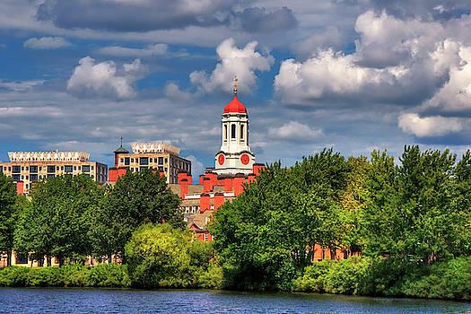 Dunster House - Harvard University - Cambridge by Joann Vitali