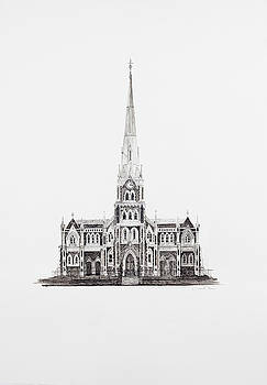 Dutch Reformed Church Graaff-Reinet by Dawid Theron