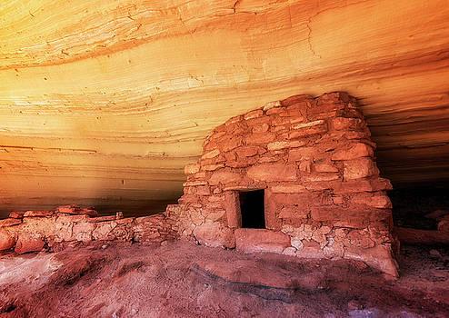 Dwelling Ruins by Ryan Wyckoff