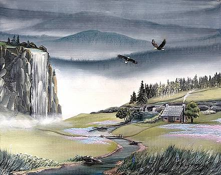 Eagle View by Deleas Kilgore