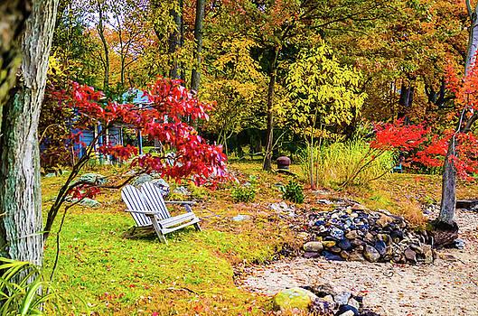 Early Morning Hopatcong, Sussex County, New Jersey by Maureen Ellen Ritter