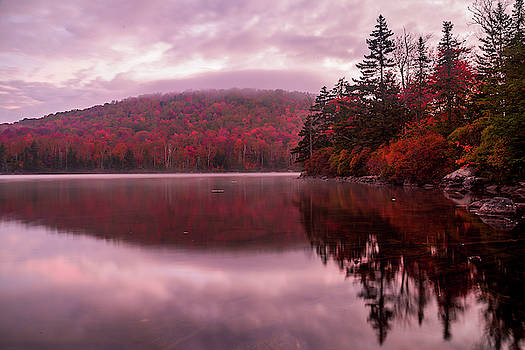 Early Morning Kettle Pond by Tim Kirchoff