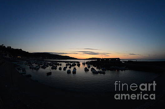 Early Morning Lyme Regis by Andy Thompson