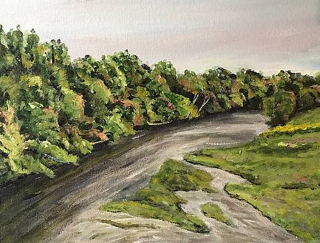 Early October-Westfield River by Richard Nowak