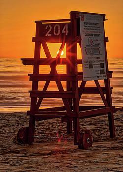 Early Rise Lifegaurd by Dillon Kalkhurst