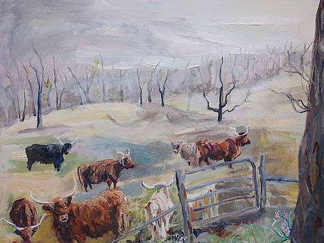Early Spring by Margaret Buchte