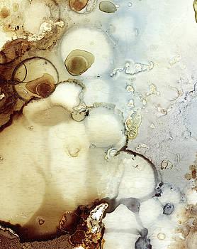 Earth Tone Abstract Ii by Sophia Rodionov