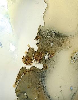 Earth Tone Abstract Ix by Sophia Rodionov