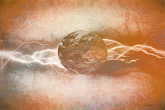 Earth's Electric Energy by Jennifer Stackpole