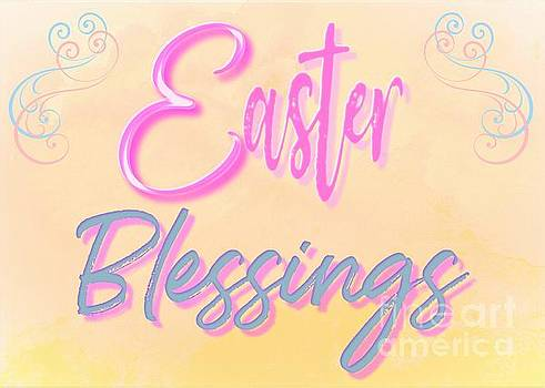 Diann Fisher - Easter Blessing In Passion Purple