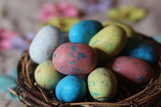 Cathy Lindsey - Easter Eggs And Faux Flowers 13