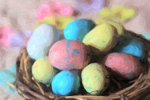 Cathy Lindsey - Easter Eggs And Faux Flowers 14