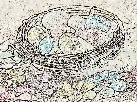 Cathy Lindsey - Easter Eggs And Faux Flowers 7