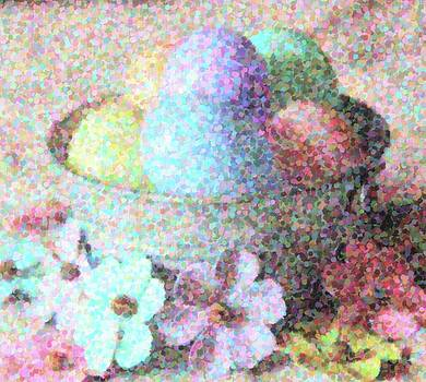 Cathy Lindsey - Easter Eggs In Galvonized Tub 6