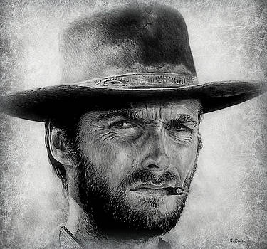 Eastwood portrait edit by Andrew Read