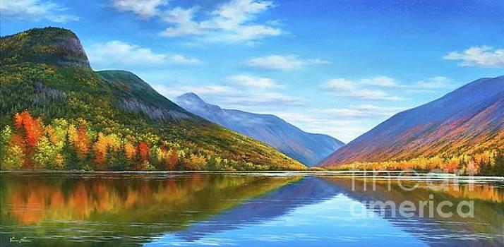 Echo Lake Serenity by Varvara Harmon