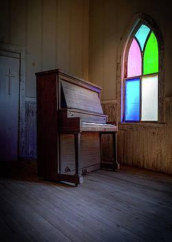 Echoes of Silence 3 by Harriet Feagin