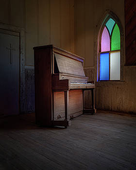Echoes of Silence 5 by Harriet Feagin