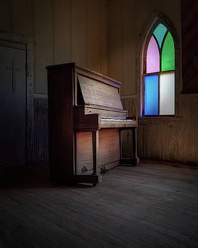 Echoes of Silence 6  by Harriet Feagin