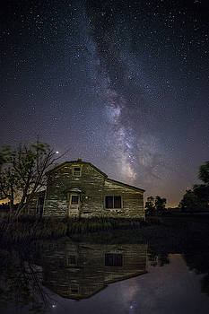 Echoes of the Past  by Aaron J Groen
