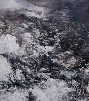 Echoes, Rhythms and Deep Flows I by Daleet Leon