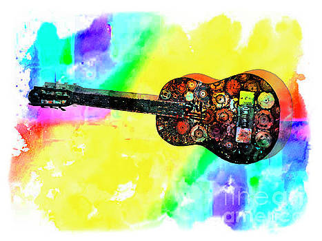 Eclectic Guitar by Al Bourassa