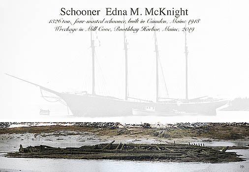 Edna's Bones by John Meader