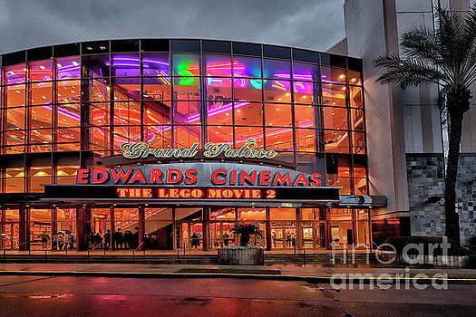 Edwards Grand Palace Cinema 24 by Norman Gabitzsch